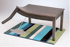 Diseño de mesa estilo creativo y divertido