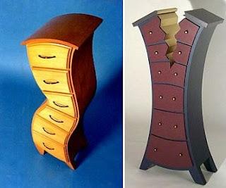 Diseño creativos de muebles