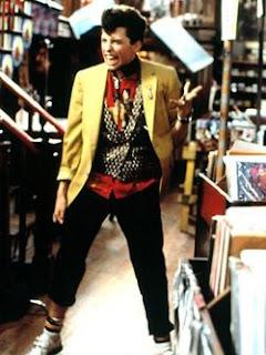 ropa de hombre de los 80s.