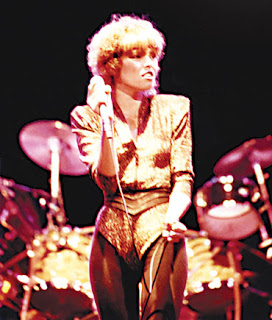 moda de los 80s, cantante