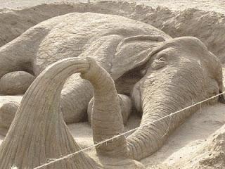 escultura y arte en areana