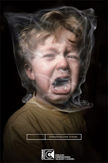 campaña ante fumar