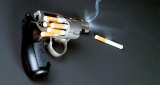 publicidad de no fumar