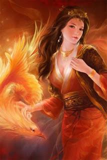 anime con traje de china para mujer