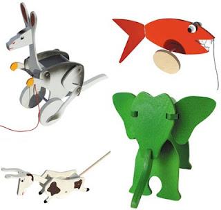 Alexander Calder escultura juguetes niños