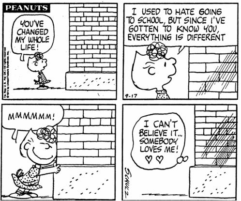 Mostly From Sugar Packets: Ten Terrific Obscure Peanuts