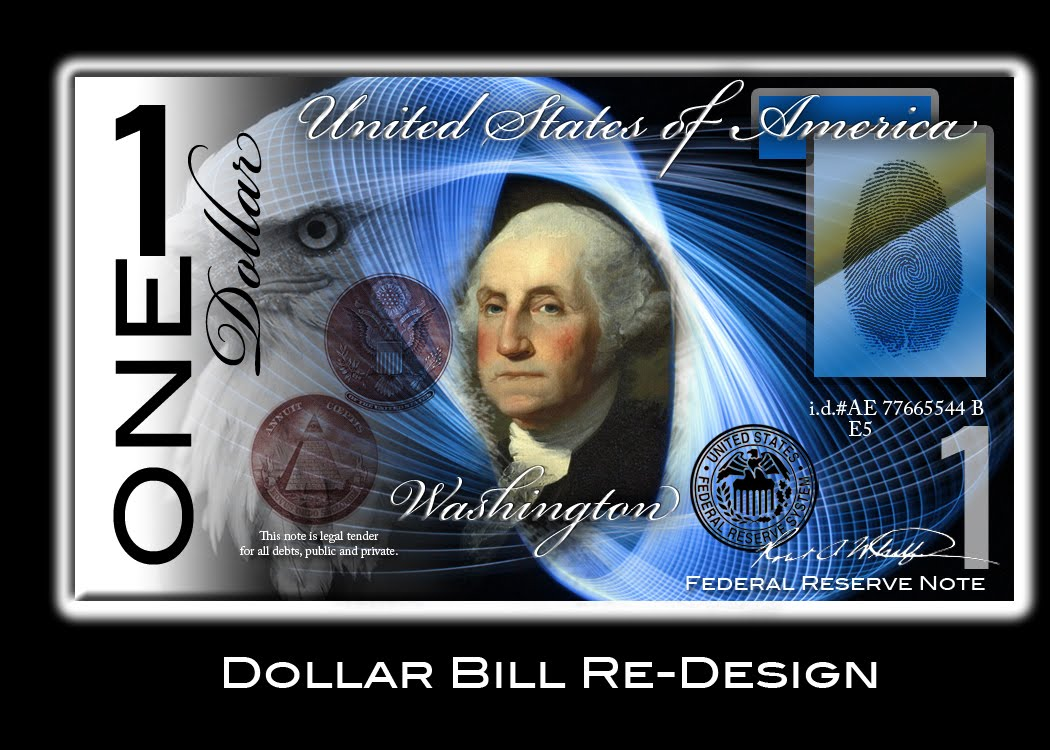 Mr Perez' Dollar Bill | Photoshop Skillz