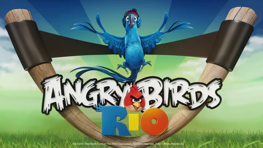 Angry+Birds+Rio Angry Birds Rio é quase um Angry Birds 2!