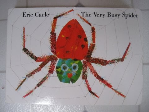 The Active Toddler The Very Busy Spider Craft Activities