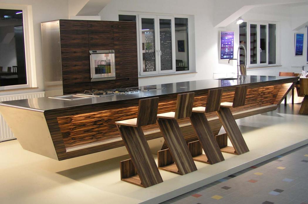 Kitchen Design Think Tank: Levitation