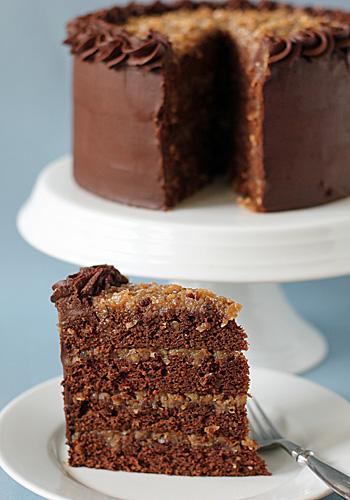 Mile High Cake Recipe