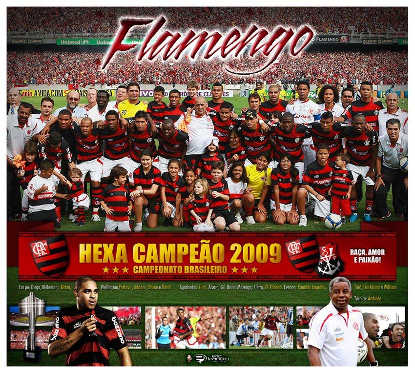 flamengo hexa