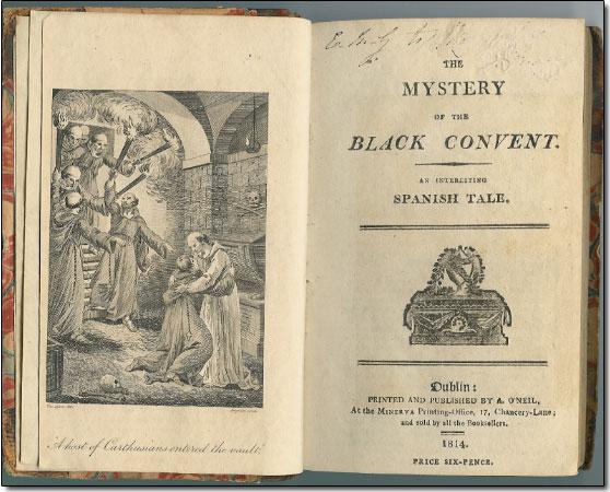 18th century gothic literature