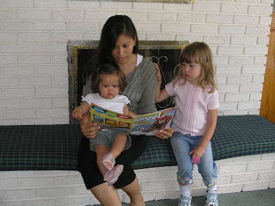 NAMC montessori reading aloud to children tips for happy successful readers