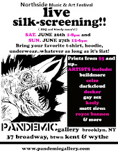 """Live Silk-Screening"""