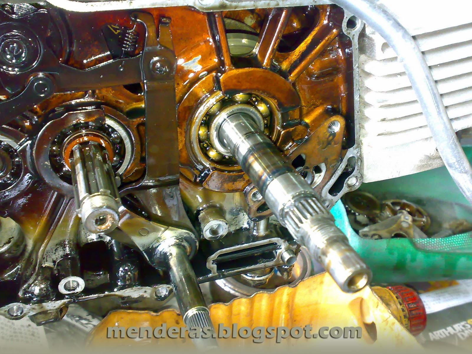 Ubahsuai Enjin Honda Ex5