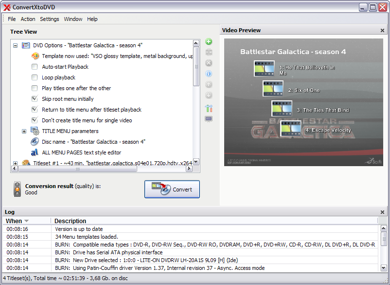 5.0.0.37 BAIXAR CONVERTXTODVD SERIAL DO