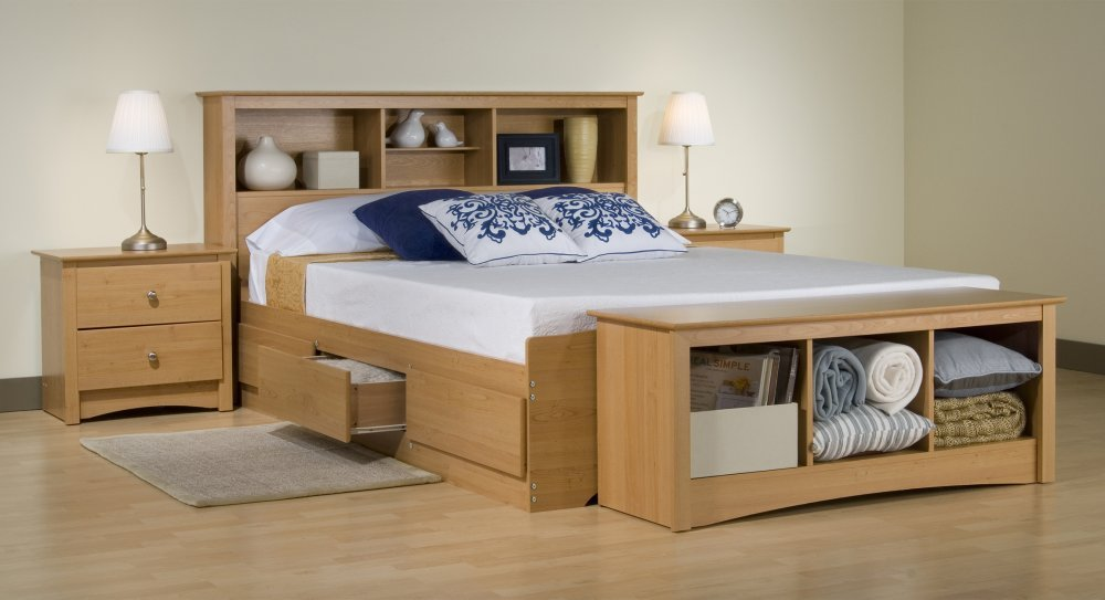 bedroom inspiration bedroom furniture set 1 in maple. Black Bedroom Furniture Sets. Home Design Ideas