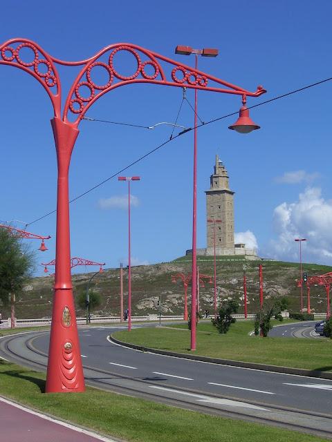 Szlakiem hiszpańskich latarni