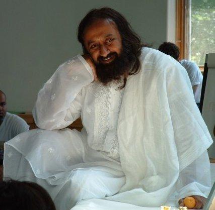 Guru Saint Sri Ravi Shankar
