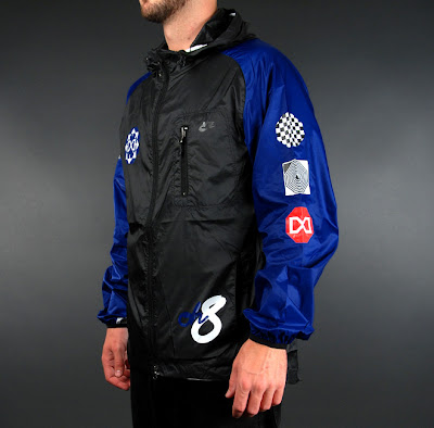 ac93d3d3d4 If you missed them around the release of 080808...we got a few more of the  Nike Colab Jacket by Ben Drury .
