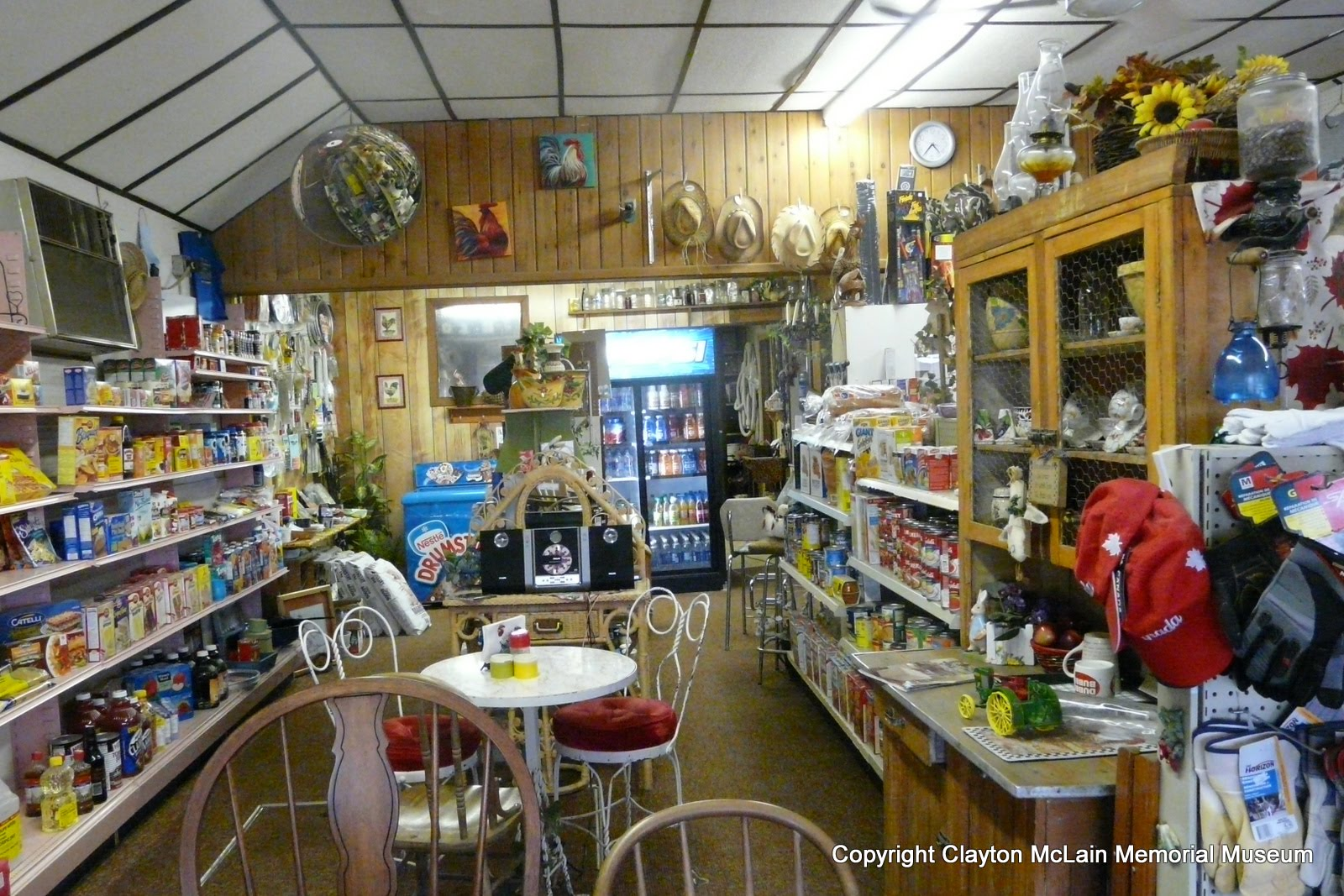 The Museum At Cut Knife Country Corner Store