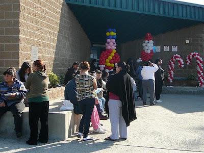 Experiencing Los Angeles December 2008