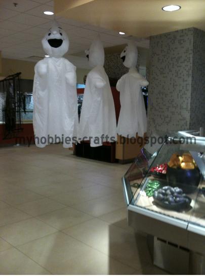 My Hobbies and Crafts: Indoor Halloween Decorations