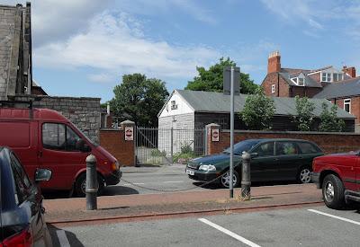 Wesley Hall, Morley Road
