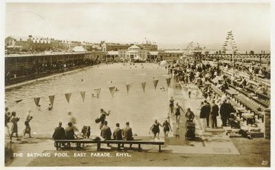 Open Air Bathing Pool