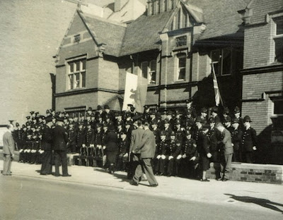Police Station, Flintshire Contsabulary