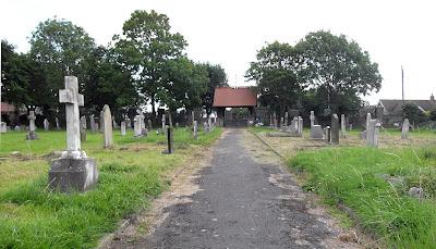 Church Cemetery, Dyserth Road