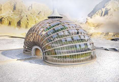 Eco Floating Ark Hotel Seen On www.coolpicturegallery.us