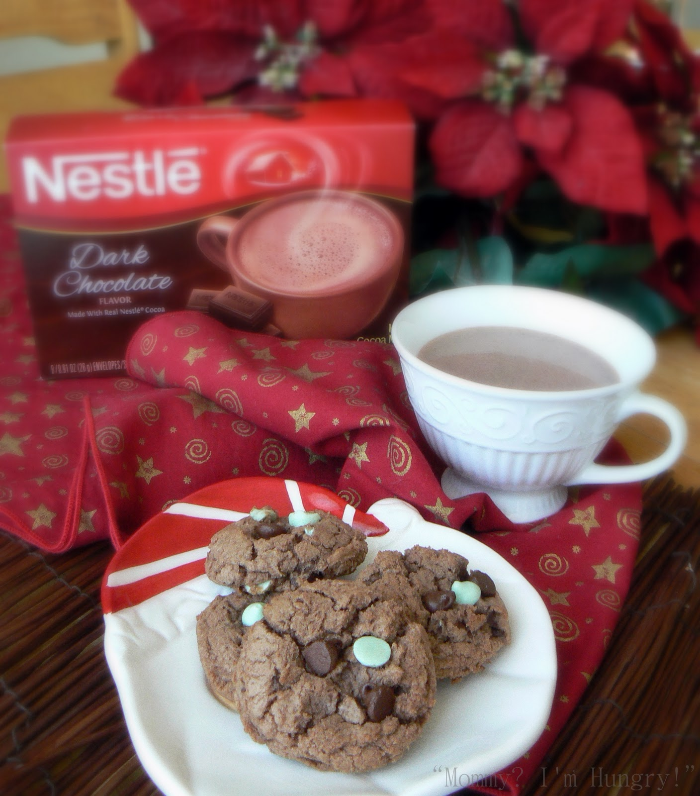 MIH Recipe Blog: Minty Hot Cocoa Cookies