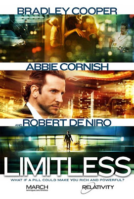 Limitless Filme Cartaz