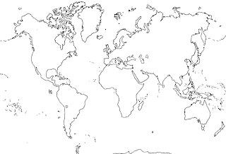 Mapa Mudo De Africa Y Asia.Lista De Presidentes De Bolivia Mapas Mudos Para