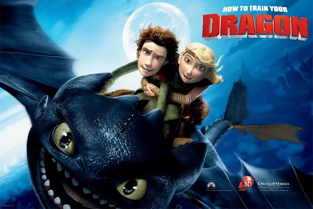 Pemain How to Train Your Dragon 2
