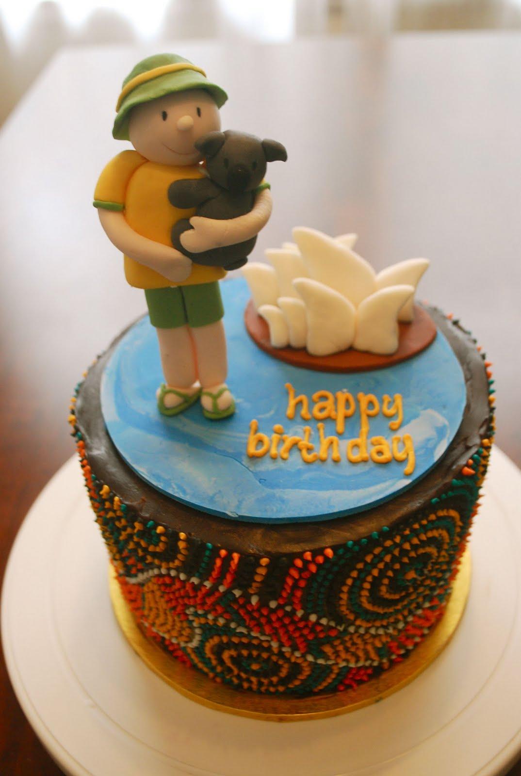 Australia cake australia cake cake my birthday cake