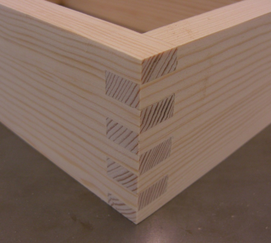 Woodworking Joints Box