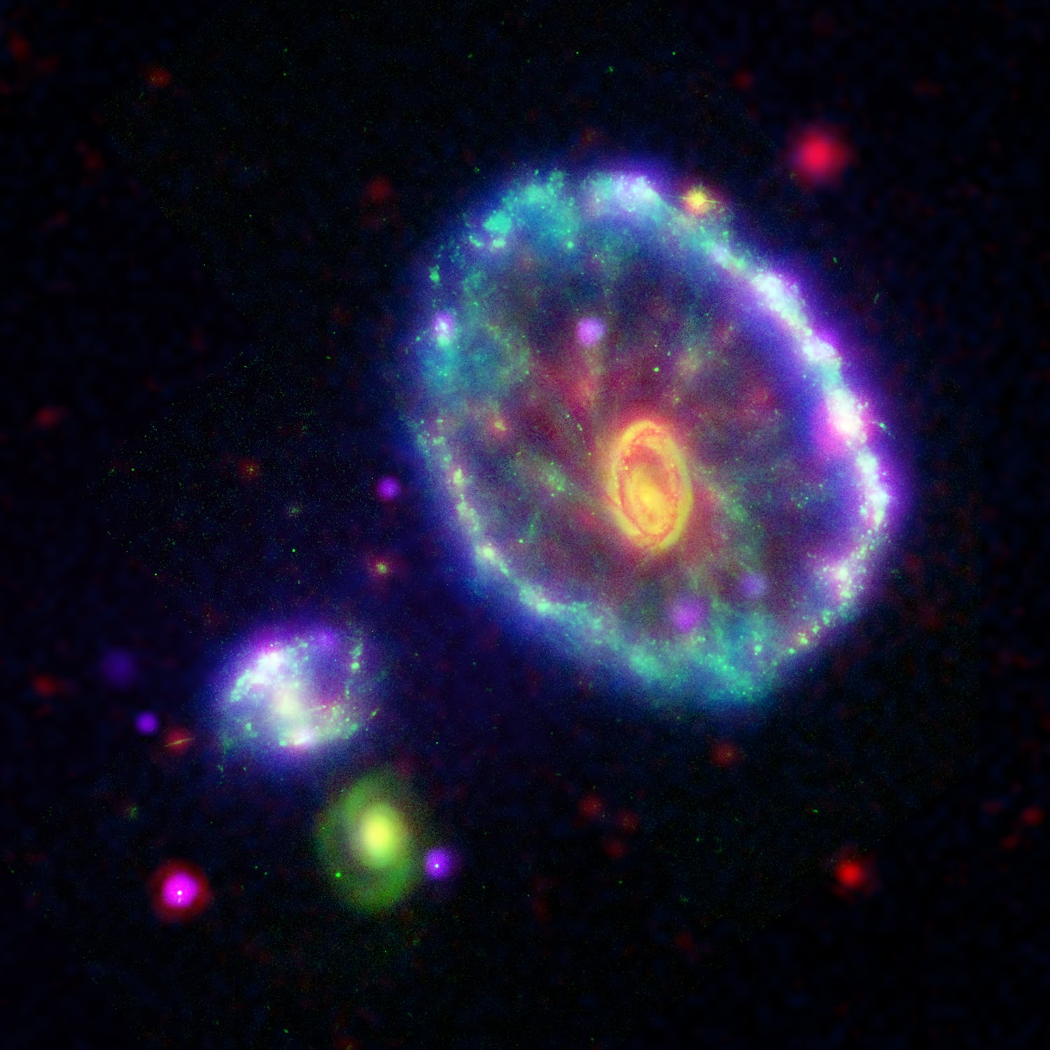 What are the types of galaxies | Astromic's Backyard