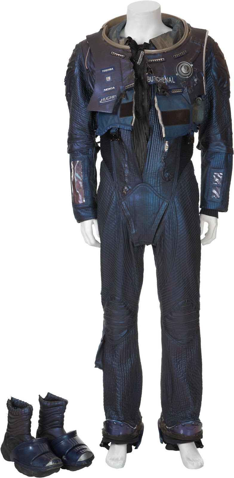 Red Futuristic Space Suit (page 3) - Pics about space