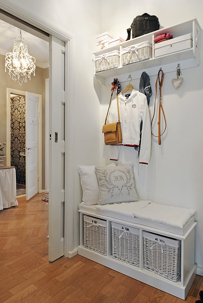 NaifandtasticDecoracin craft hecho a mano restauracion muebles casas pequeas boda Casas pequeas Una casa de 48 metros cuadrados
