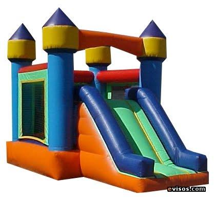 Cumpleanos Saltarin Arriendo Camas Elasticas Y Juegos Inflables