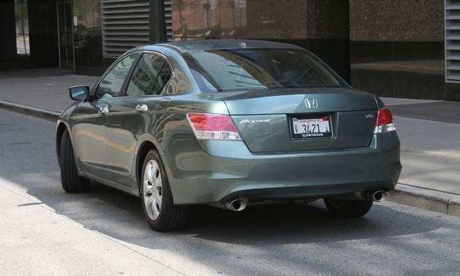 Sport Hybrid Car 2010 Honda Accord Ex Sedan