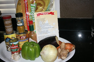 Indian Curry ingredients. This is a homemade Indian curry recipe that Rachael Ray developed for Stephanie O'Dea for the AYearofSlowCooking.com website.