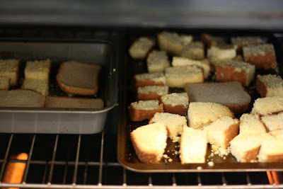 Directions: CrockPot Corn Bread Stuffing Recipe