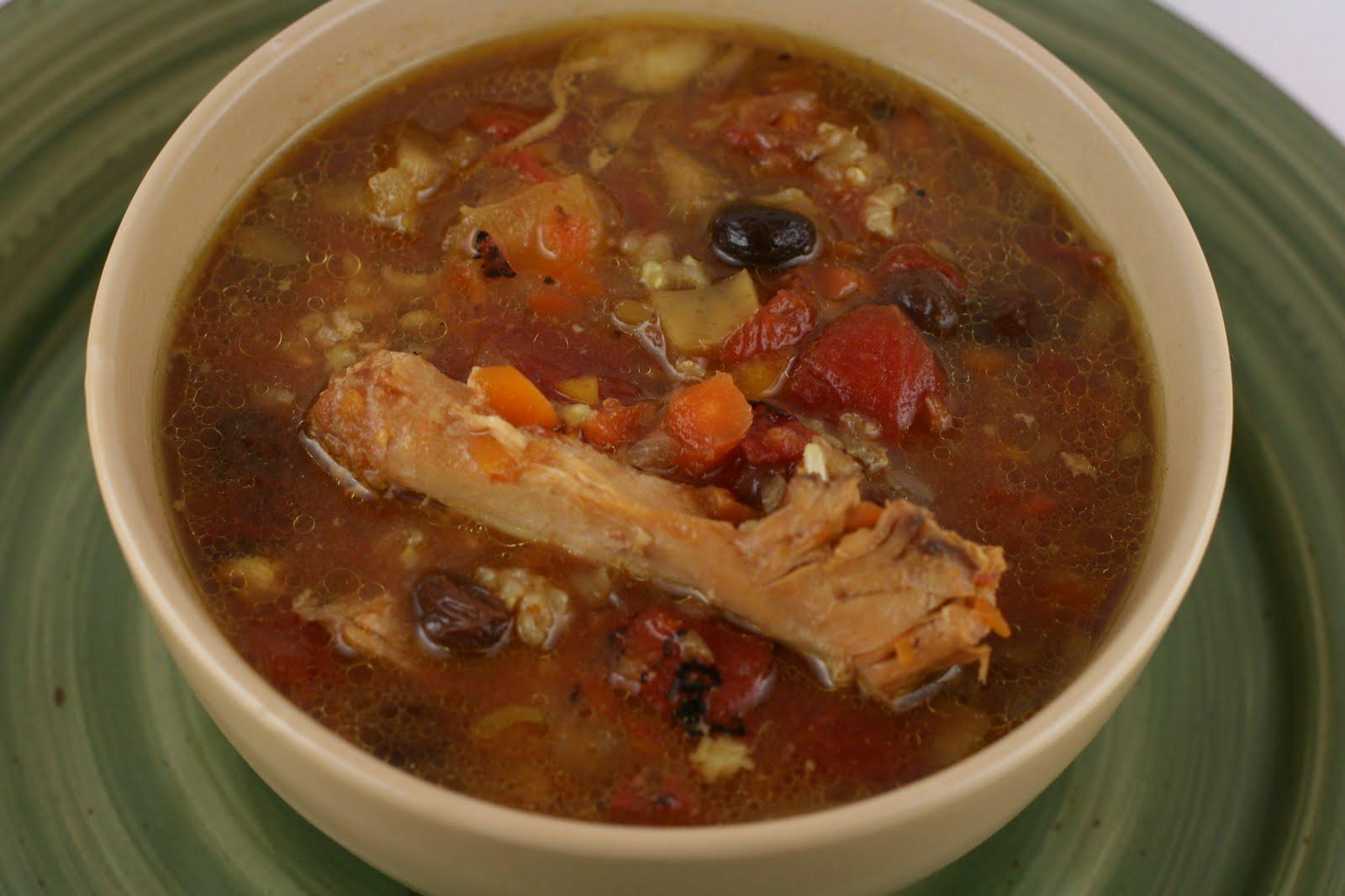 Slow Cooker Mulligatawny Soup