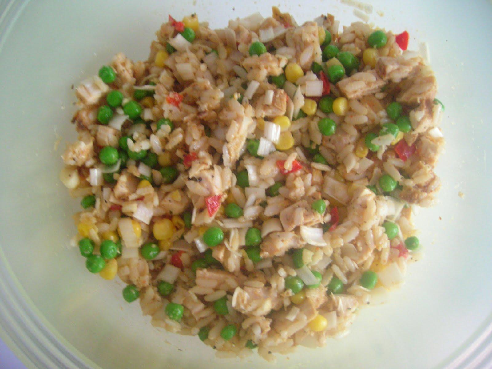 Riisisalaatti
