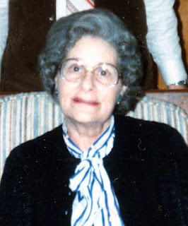 Remembering my Mammaw on Mother's Day