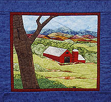 Quilt by Cynthia England
